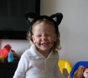 האחיינית הבכורה שלי, פורים האחרון